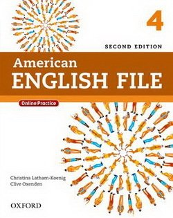 American English File (2nd Edition) 4 Student Book with iTutor -  - 9780194776189