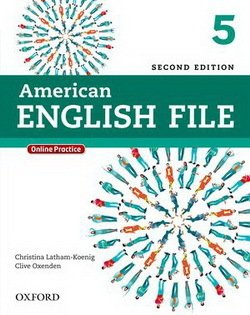 American English File (2nd Edition) 5 Student Book with iTutor -  - 9780194776196