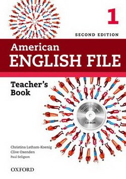 American English File (2nd Edition) 1 Teacher's Book with Test & Assessment CD-ROM -  - 9780194776332