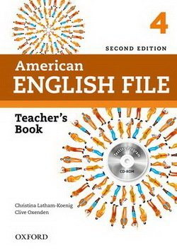 American English File (2nd Edition) 4 Teacher's Book with Test & Assessment CD-ROM -  - 9780194776363