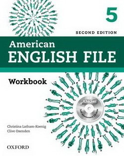 American English File (2nd Edition) 5 Workbook without Key with iTutor -  - 9780194776431