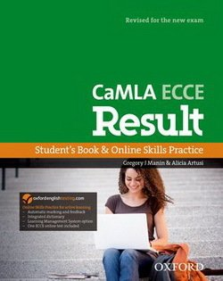 CaMLA ECCE Result Student Book with Online Skills Practice -  - 9780194817486