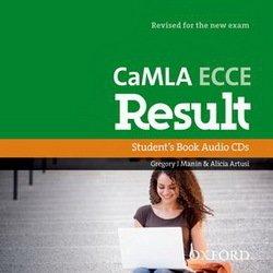 CaMLA ECCE Result Class Audio CDs (2) -  - 9780194817554