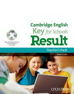 Cambridge English: Key for Schools (KET4S) Result Teacher's Book -  - 9780194817622