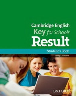 Cambridge English: Key for Schools (KET4S) Result Student's Book -  - 9780194817653