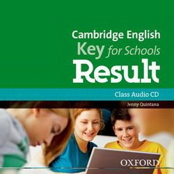 Cambridge English: Key for Schools (KET4S) Result Class Audio CD -  - 9780194817738