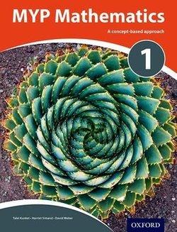 MYP Mathematics 1 Course Book - David Weber - 9780198356158