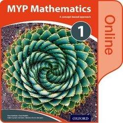 MYP Mathematics 1 Online Student's Book (eBook) (Internet Access Code) - David Weber - 9780198356202