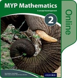 MYP Mathematics 2 Online Student's Book (eBook) (Internet Access Code) - David Weber - 9780198356219