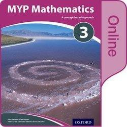 MYP Mathematics 3 Online Student's Book (eBook) (Internet Access Code) - Rose Harrison - 9780198356226