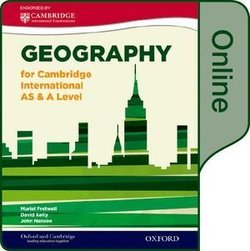 Geography for Cambridge International AS & A Level Online Student Book (eBook) (Internet Access Code) - Muriel Fretwell - 9780198367062