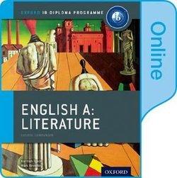 Oxford IB Diploma Programme: English A Literature Online Student's Book (eBook) (Internet Access Code) - Hannah Tyson - 9780198368441