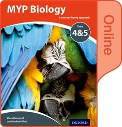 MYP Biology A Concept Based Approach Online Student's Book (eBook) (Internet Access Code) - Andrew Allott - 9780198369998