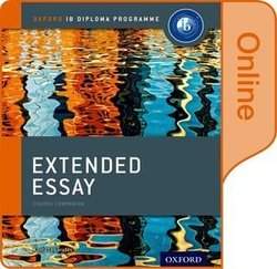 Oxford IB Diploma Programme: Extended Essay Online Student's Book (eBook) (Internet Access Code) - Kosta Lekanides - 9780198377771
