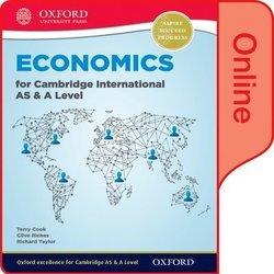 Economics for Cambridge International AS & A Level Online Student Book (eBook) (Internet Access Code) - Terry L. Cook - 9780198379294