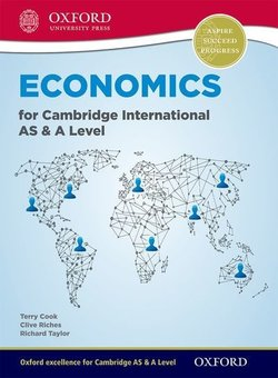 Economics for Cambridge International AS & A Level Student Book - Terry Cook - 9780198399742