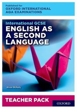 International GCSE for Oxford International AQA Examinations English as a Second Language Teacher Pack and Audio CD - Alison McNulty - 9780198417163