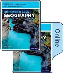 International GCSE for Oxford International AQA Examinations Geography Student's Book Pack (Print & Online Editions) - Simon Ross - 9780198417231