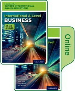 Oxford International AQA Examinations: International AS & A Level Business Student's Book Pack (Print & Online Editions) - Sandra Harrison - 9780198417538