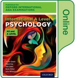 Oxford International AQA Examinations: International A Level Psychology Online Student Book (eBook) (Internet Access Code) - Julia Willerton - 9780198417569
