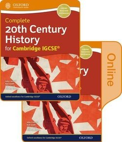 Complete 20th Century History for Cambridge IGCSE Student's Book Pack (Print & Online Editions) - John Cantrell - 9780198417798