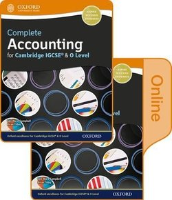Complete Accounting for Cambridge IGCSE & O Level Student Book & Online Book - Brian Titley - 9780198417804