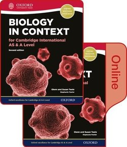 Biology in Context for Cambridge International AS & A Level (2nd Edition) Student's Book Pack (Print & Online Editions) - Susan Toole - 9780198417828