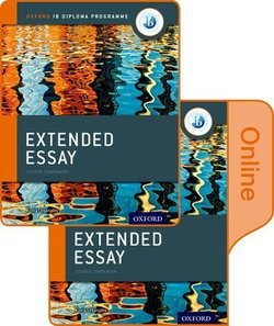 Oxford IB Diploma Programme: Extended Essay Student's Book Pack (Print & Online Editions) - Kosta Lekanides - 9780198421498