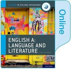 Oxford IB Diploma Programme: English A Language and Literature (2021 Exam) Online Student's Book (eBook) (Internet Access Code) - Brian Chanen - 9780198434559