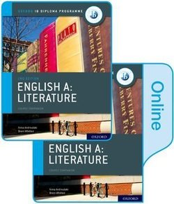 Oxford IB Diploma Programme: English A Literature (2021 Exam) Student's Book Pack (Print & Online Editions) - Anna Androulaki - 9780198434672