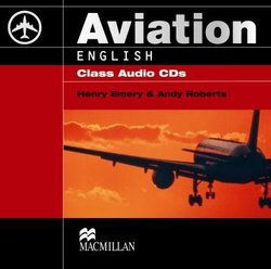 Aviation English Class Audio CDs (2) - Henry Emery - 9780230027596