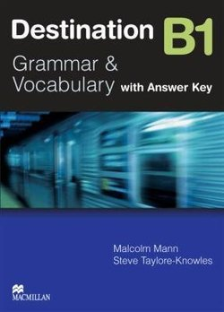 Destination B1 Student's Book with Answer Key - Malcolm Mann - 9780230035362