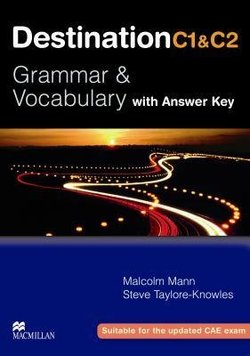 Destination C1 & C2 Student's Book with Answer Key - Malcolm Mann - 9780230035409