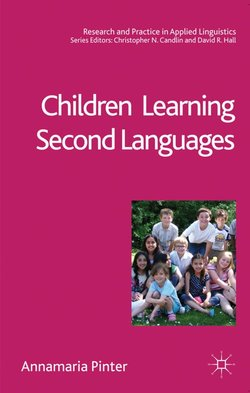 Children Learning Second Languages - Annamaria Pinter - 9780230203426