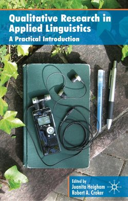An Introduction to Qualitative Research in Applied Linguistics - Juanita Heigham - 9780230219533