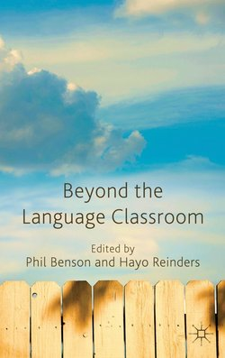 Beyond the Language Classroom - P. Benson - 9780230272439