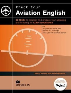 Aviation English: Check your Aviation English Student's Book with Audio CD - Henry Emery - 9780230402072