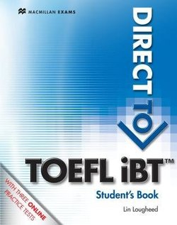 Direct to TOEFL iBT Student's Book with Website Access - Pamela Vittorio - 9780230409910