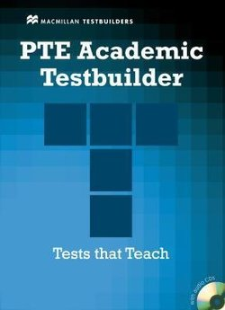 PTE Academic Testbuilder Student's Book with Audio CDs -  - 9780230427860