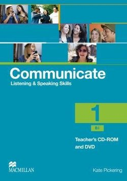 Communicate Listening & Speaking Skills 1 (B1) Teacher's CD-ROM and DVD Pack - Kate Pickering - 9780230440319