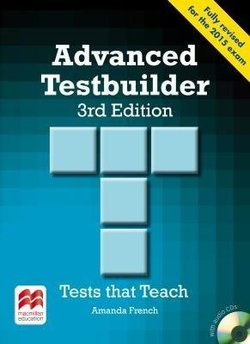 Advanced (CAE) Testbuilder without Key with Audio CD - Amanda French - 9780230476196
