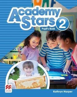 Academy Stars 2 Pupil's Book Pack - Kathryn Harper - 9780230489912