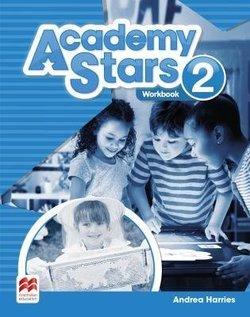 Academy Stars 2 Workbook - Andrea Harries - 9780230489929
