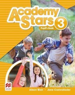 Academy Stars 3 Pupil's Book Pack - Alison Blair - 9780230490017