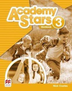 Academy Stars 3 Workbook - Nick Coates - 9780230490024