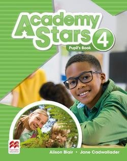 Academy Stars 4 Pupil's Book Pack - Alison Blair - 9780230490116