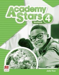 Academy Stars 4 Workbook - Julie Tice - 9780230490123