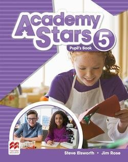Academy Stars 5 Pupil's Book Pack -  - 9780230490215