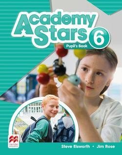 Academy Stars 6 Pupil's Book Pack -  - 9780230490314
