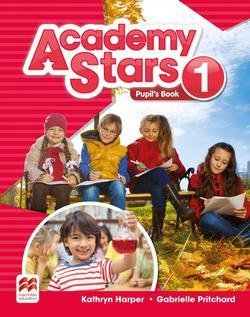 Academy Stars 1 Pupil's Book Pack - Kathryn Harper - 9780230490956
